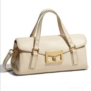 Marc by Marc Jacobs Bianca Satchel leather